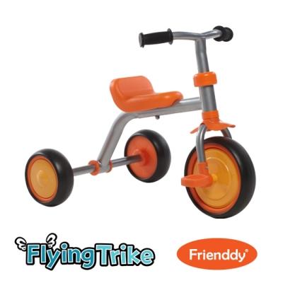 [프렌디]플라잉 트라이크 유아용 세발자전거-오렌지