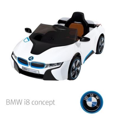 [BMW] 유아 전동차 2016 BMW i8 CONCEPT-화이트