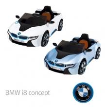 [BMW] 유아 전동차 2016 BMW i8 CONCEPT(화이트/블루)