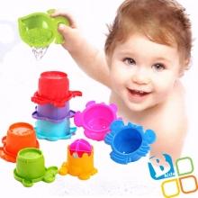 비키즈 꽃쌓기/목욕놀이/아기물놀이/완구/장난감