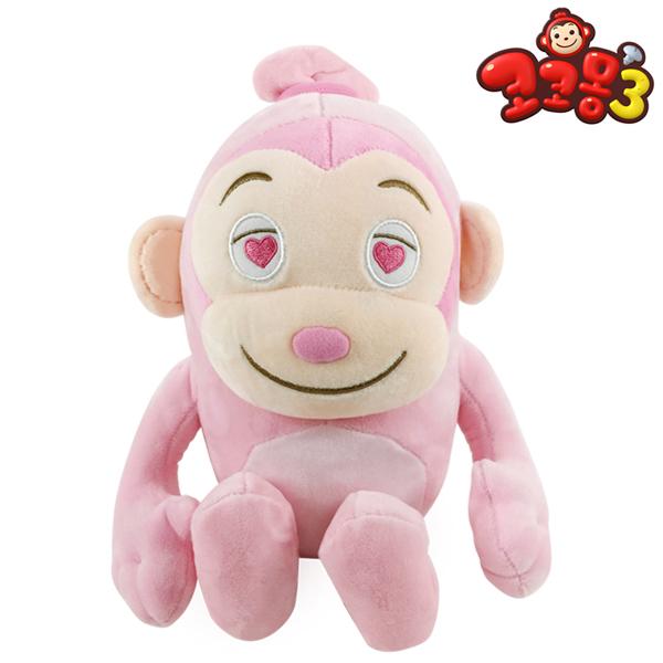 파스텔코코몽인형 25cm-핑크/파스텔 코코몽인형